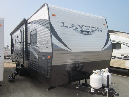 2015 Skyline 268RE Layton #000720