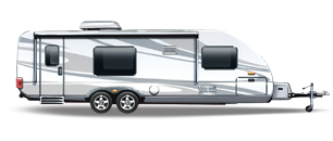 New & Used Travel Trailers