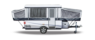 New & Used Camping Trailers