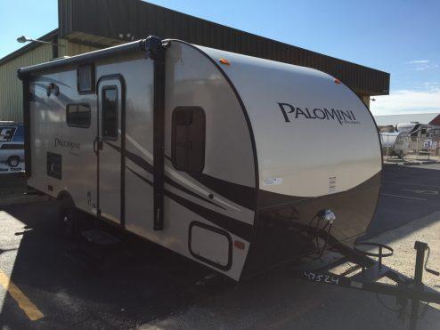 2016 Palomino 177BH PaloMini #047524
