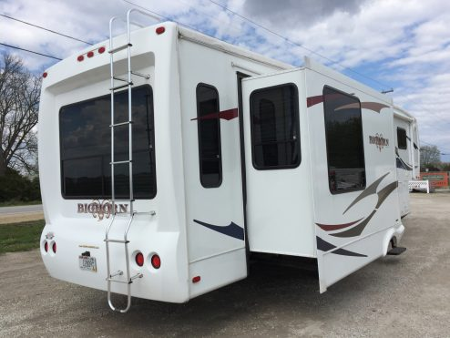 2008 Heartland 3370RL Big Horn #010790