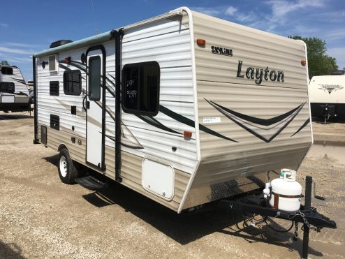 2014 Skyline 188 Layton Retro