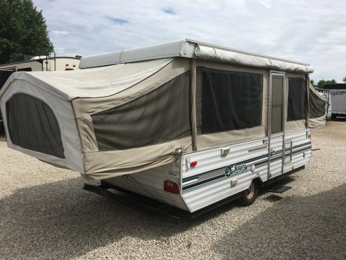 1992 Jayco 1206 Deluxe Jay Series #BJ0158