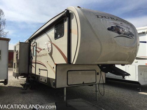 2013 KZ D2857 Durango #111508
