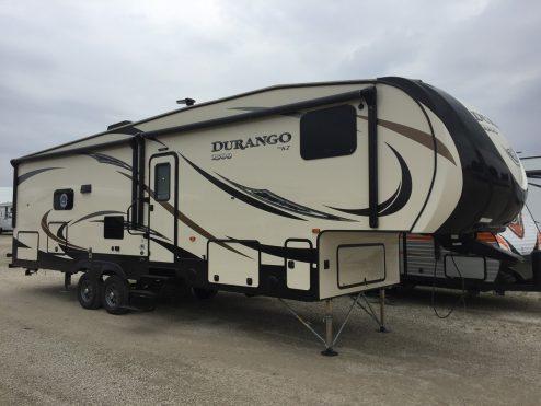 2017 KZ D286BHD Durango 1500 #099379