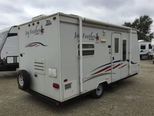2007 Jayco 186 Jay Feather Sport #J60262