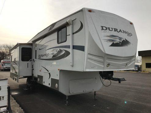 2012 KZ D325RL Durango #124176