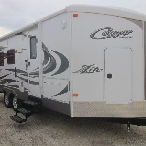 2013 Keystone 22RBV Cougar X-Lite #500030