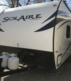2014 Palomino 192RB SolAire #017998