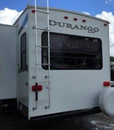 2011 KZ D295CS Durango #063246