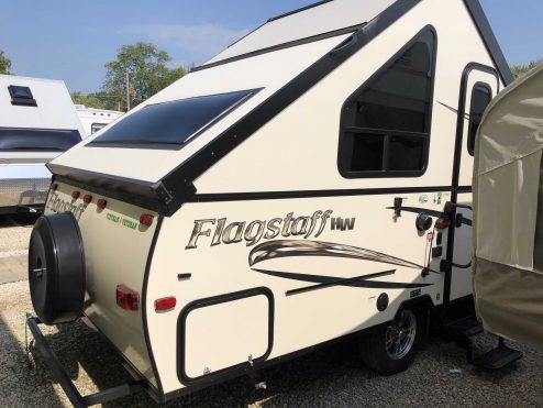 2016 Forest River T21TBHW Flagstaff #176225