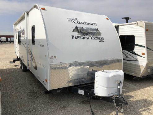 2012 Coachmen 246RKS Freedom Express LTZ #006428