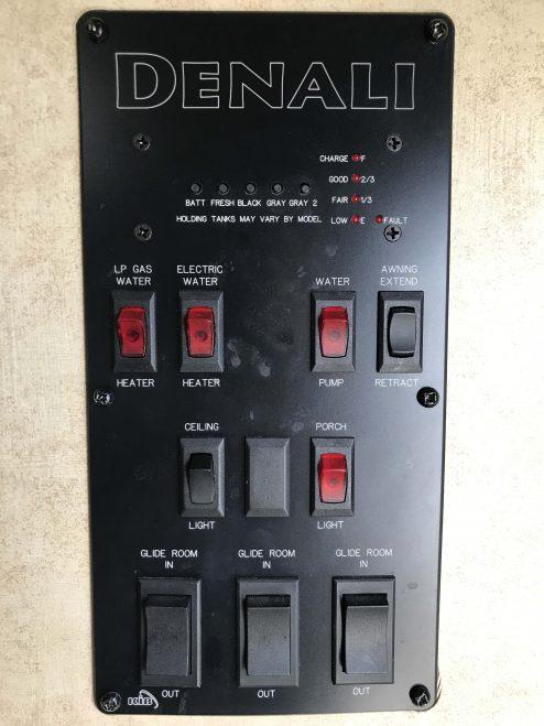 2012 Dutchmen DE320RLS Denali #628674