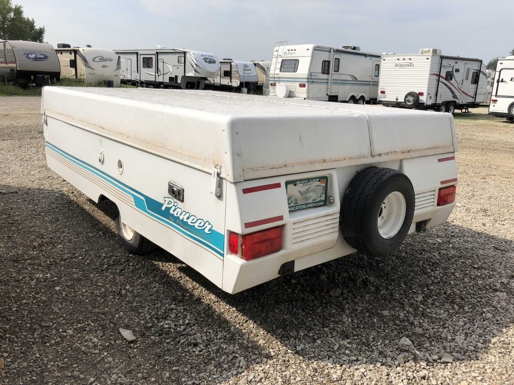 1994 Fleetwood Chesapeake Pioneer #235049