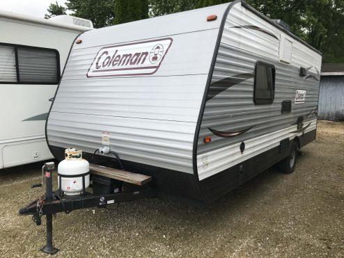 2017 Dutchmen 16FB Coleman Lantern LT #931654