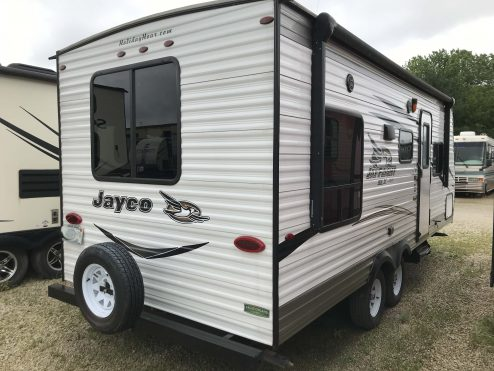 2017 Jayco 212QBW Jay Flight SLX #7Z0533