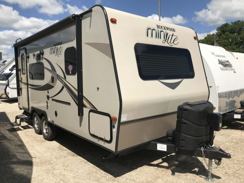 2018 Rockwood 2109S Mini Lite #419238