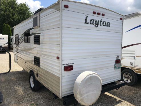 2014 Skyline 183 Layton Retro #000494