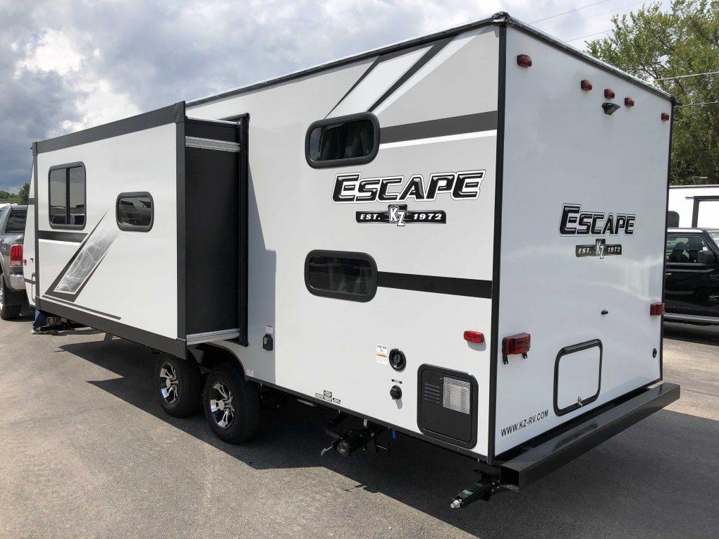 2020 KZ E231BH Escape #087840