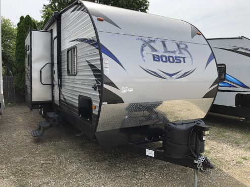 2018 Forest River 31QB XLR Boost #010575