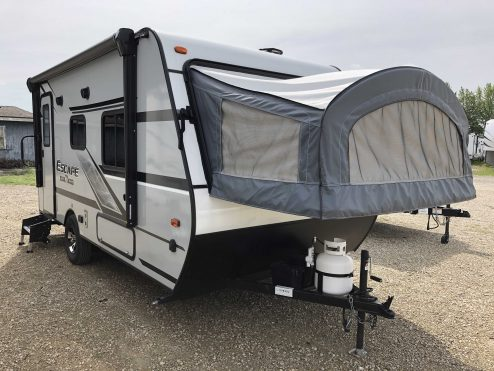 2019 KZ E160RBT Escape #098282