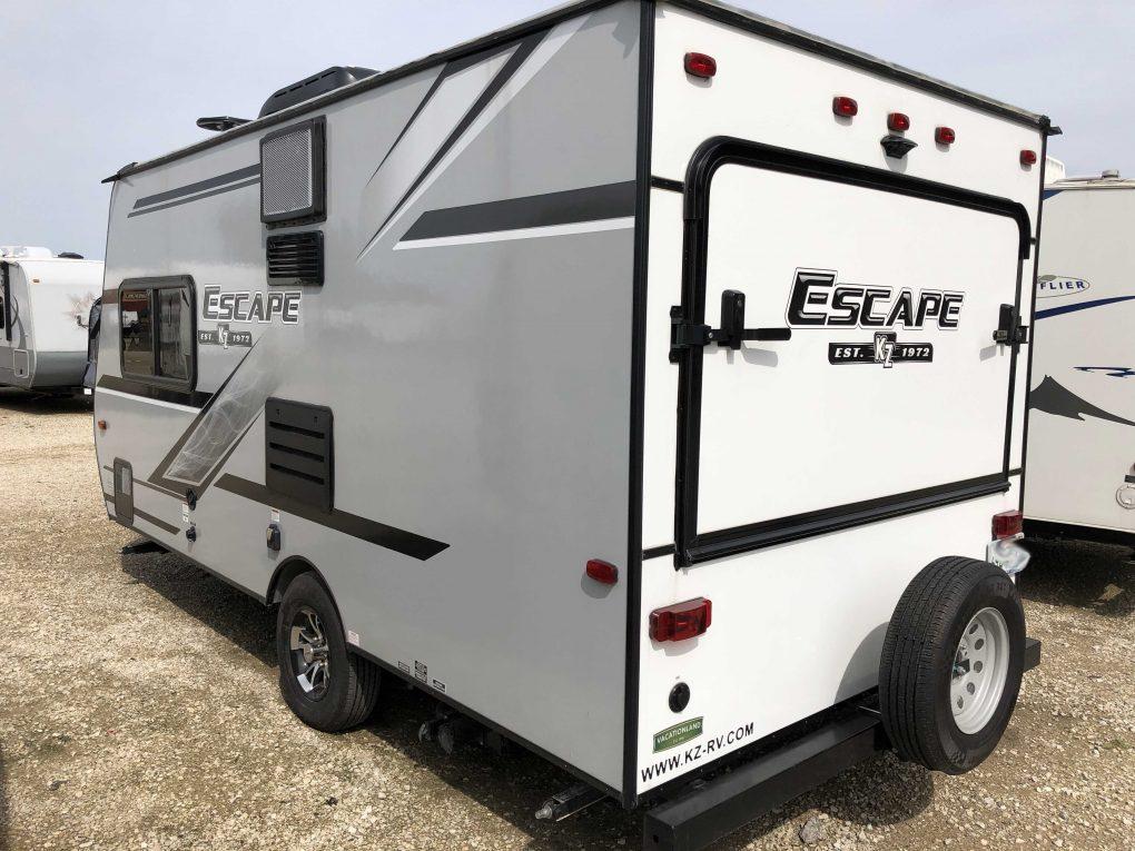 2019 KZ E160RBT Escape #098282