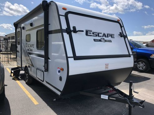 2020 KZ E160RBT Escape #088057