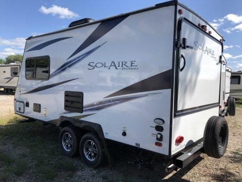 2020 Palomino 163X SolAire #053610