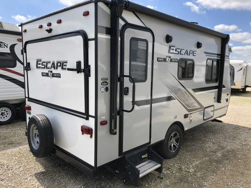2020 KZ E160RBT Escape #033659