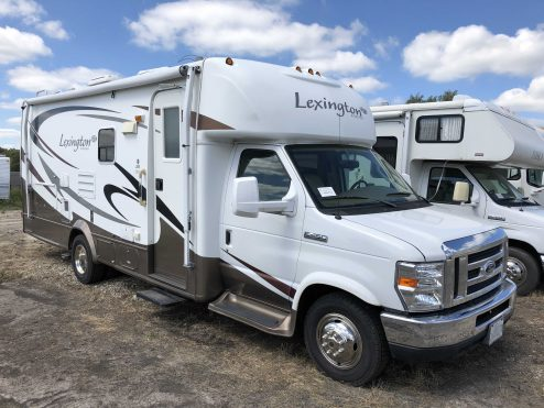2008 Forest River 255 Lexington GTS #B45252