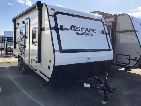 2020 KZ E180RBT Escape #109168