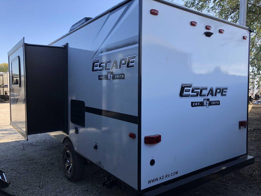 2020 KZ E191BH Escape #109153