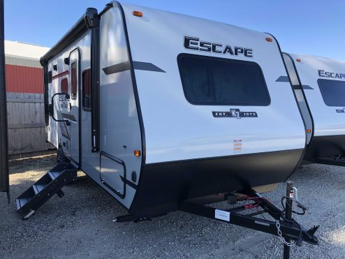 2020 KZ E201BH Escape #109633