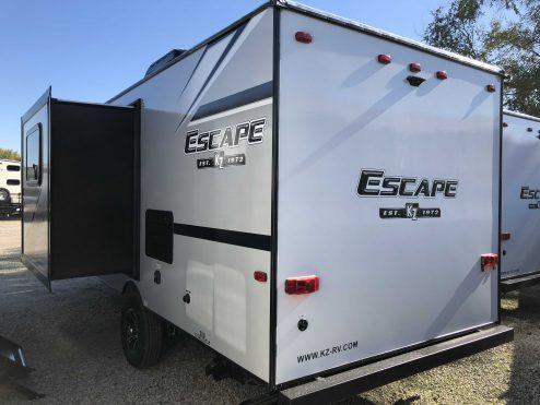2020 KZ E201BH Escape #109622