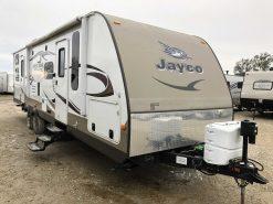 2014 Jayco 31DSLB White Hawk #4A0142