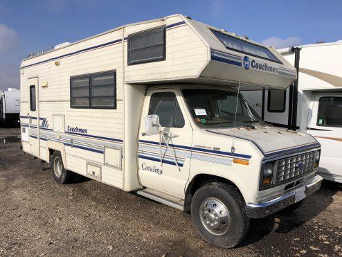 1989 Coachmen Catalina #A23935