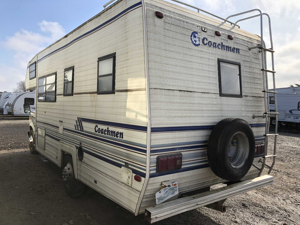 1989 Coachmen Catalina #A23935