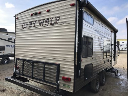 2015 Forest River 17BH Grey Wolf Limited #029283