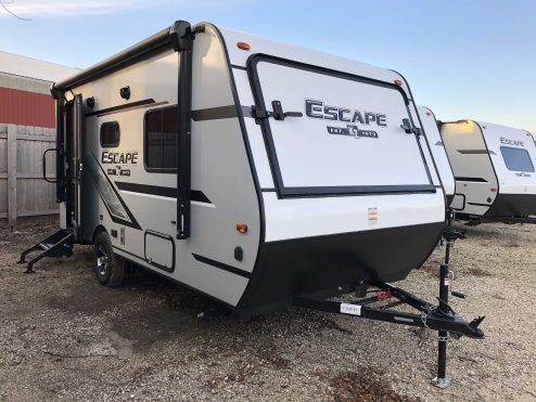 2020 KZ E160RBT Escape #110790