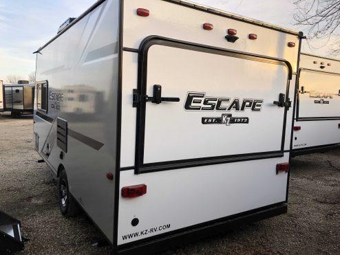 2020 KZ E160RBT Escape #110790