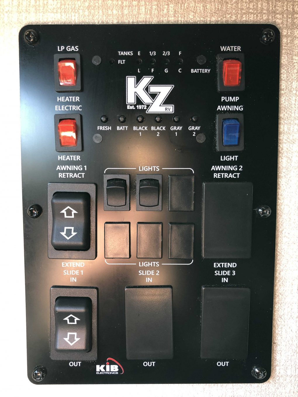 2020 KZ C271BHK Connect #100116