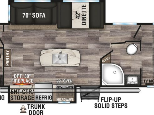 2020 KZ C332BHK Connect #121604