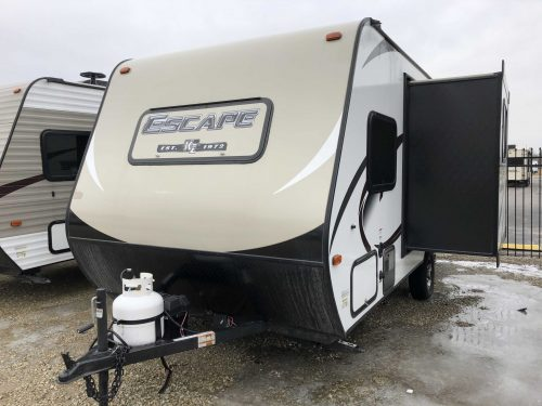 2019 KZ E161RB Escape #043280