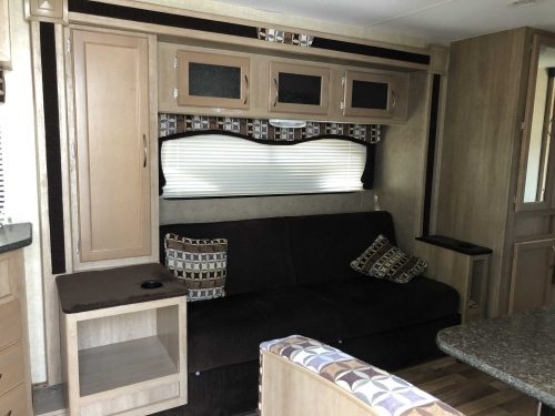 2015 Pacific Coachworks 25RKS Panther #018646