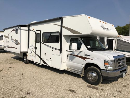2013 Coachmen 32BH Freelander #B21485