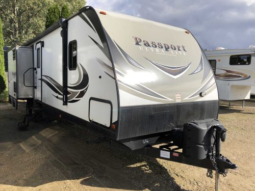 2018 Keystone 3320BH Passport Grand Touring #411020