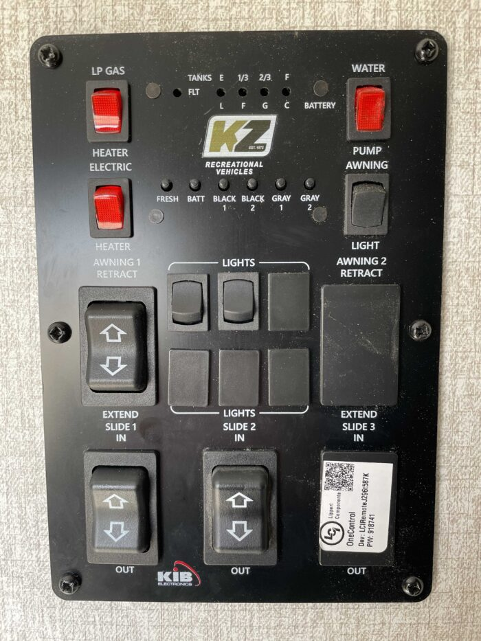 2021 KZ C292RDK Connect #030836