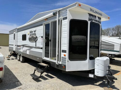 2014 Forest River 353FLFB Wildwood DLX #053760