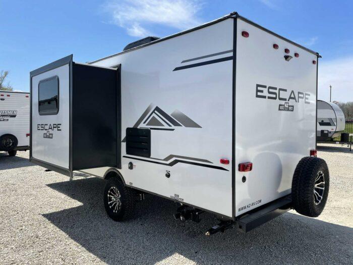 2021 KZ E201BH Escape #031610