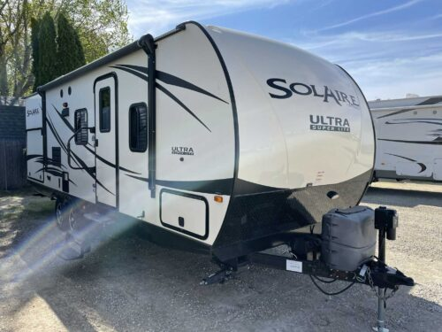 2016 Palomino 251RBSS SolAire #020572